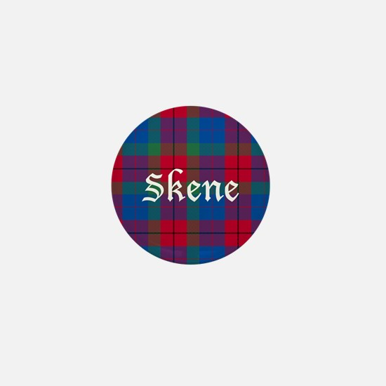 Tartan - Skene Mini Button