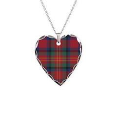 Tartan - Sturrock Necklace