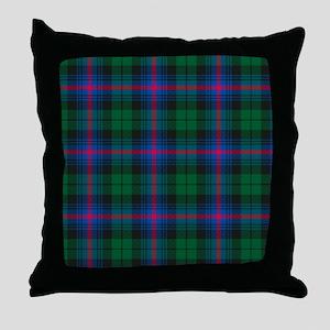 Tartan - Urquhart Throw Pillow