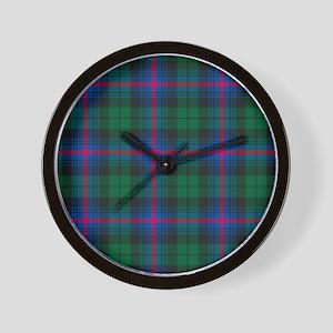 Tartan - Urquhart Wall Clock