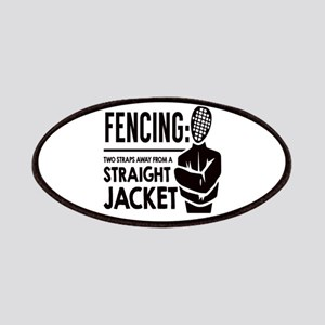 Fencing: Two Straps Away From A Straight Jac Patch