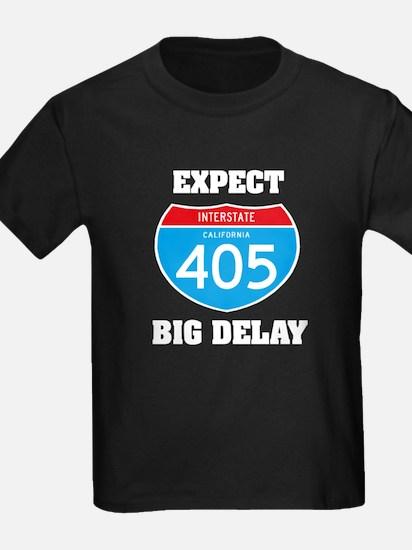 405 expect big delay T