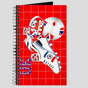 United Kingdom union jack style Journal
