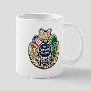 Border Patrol Honor Guard Mug