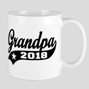 Grandpa 2018 11 oz Ceramic Mug