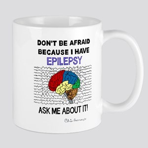 ASK ME ABOUT IT 11 oz Ceramic Mug