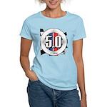 5.0 50 RWB Women's Light T-Shirt