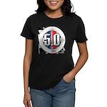 5.0 50 RWB Women's Dark T-Shirt