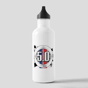 5.0 50 RWB Stainless Water Bottle 1.0L
