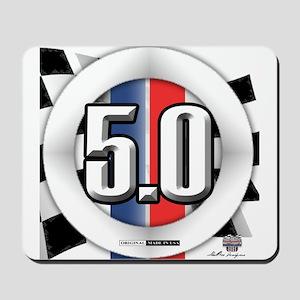 5.0 50 RWB Mousepad