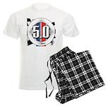 5.0 50 RWB Men's Light Pajamas