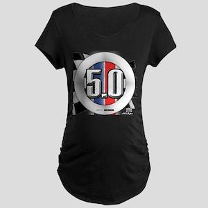 5.0 50 RWB Maternity Dark T-Shirt