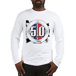 5.0 50 RWB Long Sleeve T-Shirt