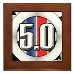5.0 50 RWB Framed Tile