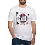 5.0 50 RWB Fitted T-Shirt