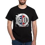5.0 50 RWB Dark T-Shirt