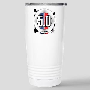 5.0 50 RWB Stainless Steel Travel Mug