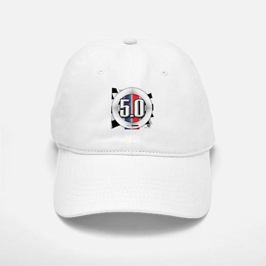 5.0 50 RWB Baseball Baseball Cap