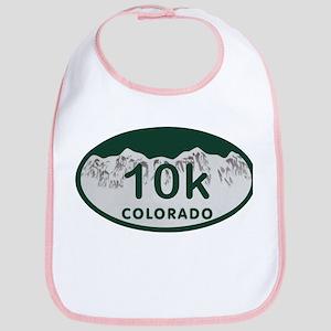 10K Colo License Plate Bib