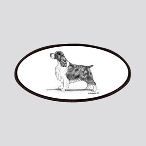 English Springer Spaniel Patches