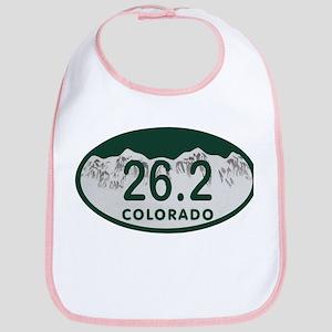 26.2 Colo License Plate Bib