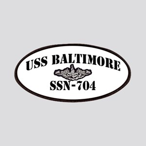 USS BALTIMORE Patches