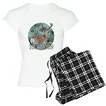 Buck moon Women's Light Pajamas