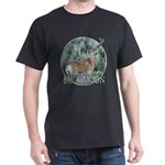 Buck moon Dark T-Shirt