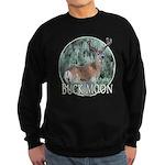 Buck moon Sweatshirt (dark)
