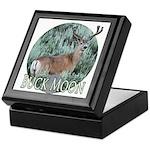 Buck moon Keepsake Box