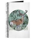 Buck moon Journal