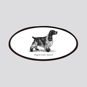 English Cocker Spaniel Patches