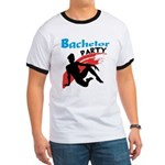 Sexy Bachelor Party Ringer T