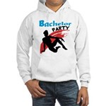 Sexy Bachelor Party Hooded Sweatshirt