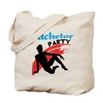 Sexy Bachelor Party Tote Bag