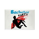 Sexy Bachelor Party Rectangle Magnet (10 pack)