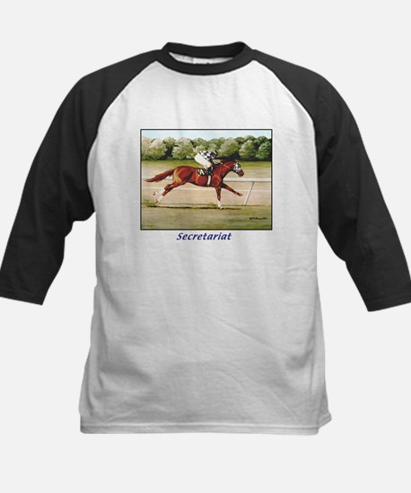 Secretariat Kids Baseball Jersey