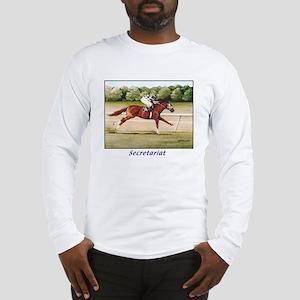 Secretariat Long Sleeve T-Shirt