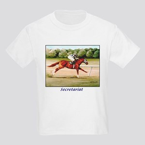 Secretariat Kids Light T-Shirt
