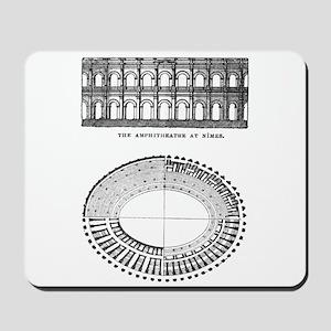 Nimes Amphitheater Mousepad