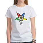 OES Star in Front Women's T-Shirt