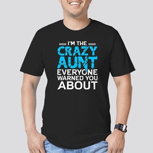 I'm The Crazy Aunt T Shirt, Gift For A T-Shirt