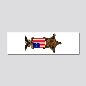 Grand Army of the Republic Car Magnet 10 x 3