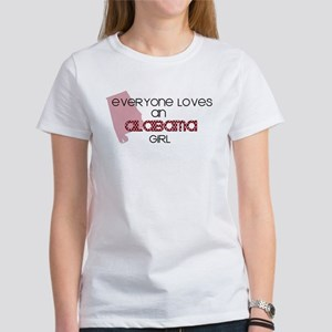 Alabama Girl Women's T-Shirt