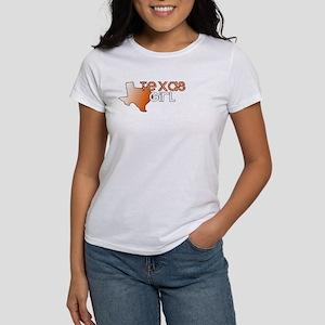 Texas Girl 2 Women's T-Shirt