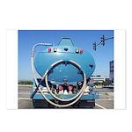 Sewage Pumper Postcards (Package of 8)