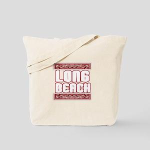 Long Beach,Ca -- T-Shirt Tote Bag