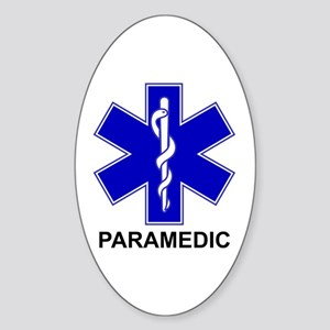 BSL - PARAMEDIC Sticker (Oval)