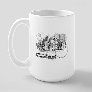 Jericho Left-Handed Mug