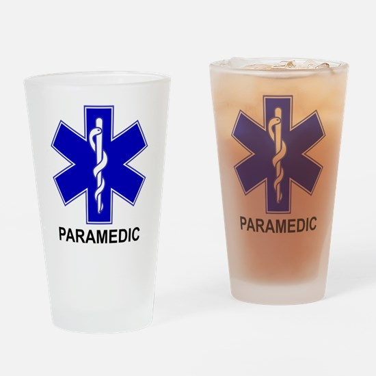 BSL - PARAMEDIC Drinking Glass